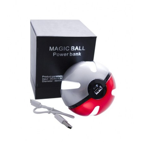 Magic Power Ball / USb Power Bank