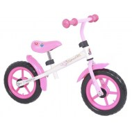 Loopfiets Junior Roze