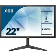 Monitor AOC LED 21.5''